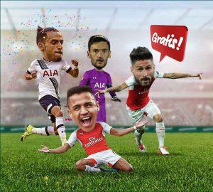 Prediksi bola dalam Judi Bola